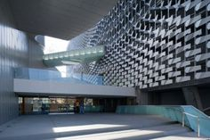 Emerson Colleges LA campus by Morphosis