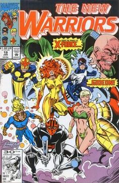 New Warriors: Best team Marvel has ever had!
