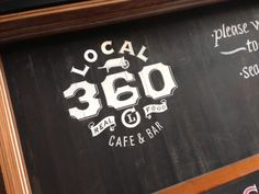 Local 360 in Seattle, WA -everything from within 360 miles.