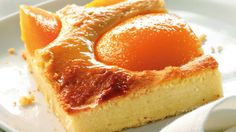 Pfirsich-Quark-Kuchen (Quelle: TLC Fotostudio)