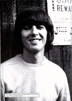 I would loved to have met George