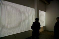 Threaded Interface, una instalación de Annica Cuppetelli y Cristobal Mendoza.