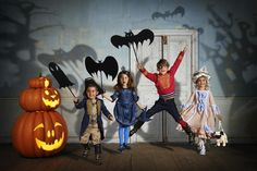 Creative Kids Halloween Costumes Picture