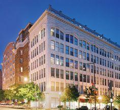 The Lansburgh in Washington, DC  425 8th St NW • Washington, DC 20004 Apartment Communities, Camden, Interior And Exterior, Multi Story Building, Community, Washington Dc, Image