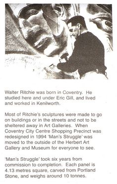 Walter Ritchie by Lawrence_Burton, via Flickr