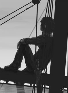 krkrandcat:  The Lonely King  Nico di Angelo. I feel so much for this kid. I'm not done with The House of Hades yet, but man, he needs some love. That book made me cry the other day. Please stop picking on my favorite character.