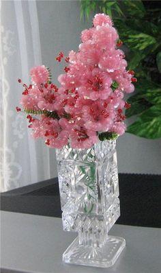 sequin flowers