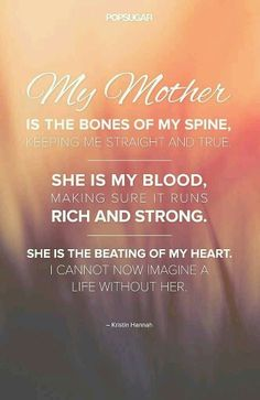 ~♡~ I have had to go on without you Mom. Each day that passes is harder than the last. I'm simply existing, one day to the next not really carrying either way. I miss you Mom, it was you who gave me strength.  ♡xox♡ 29th September One year nine months ~♡~