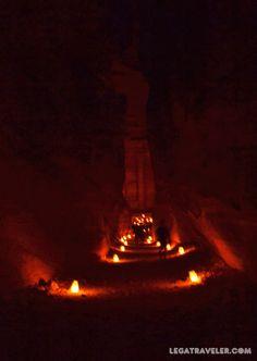 Petra by night: La magia de visitar Petra de noche