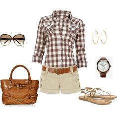 Back in Plaid, created by archimedes16.polyvore.com