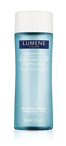 Lumene Waterproof Eye Makeup Remover, Fluid Ounce: Our fragrance-free, bi-phase make-up remover effortlessly dissolves even stubborn waterproof makeup to leave skin feeling refreshed and purified. Waterproof Makeup Remover, Best Makeup Remover, Cosmetic Shop, Make Up Remover, Skin Makeup, Best Makeup Products, Beauty Products, Makeup Tips, Lashes