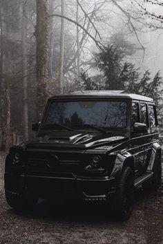 Mercedes Benz G63 BRABUS