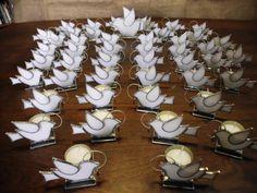 souvenirs paloma grande en tiffany - adornos