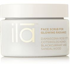 Pin for Later: You Don't Need to Look Far For The Best Beauty Buys Ila Face Scrub For Glowing Radiance Ila Face Scrub For Glowing Radiance (£38)