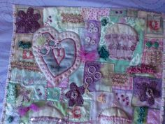 Detail from 'Love and Cupcakes' by Sheila Hodson.