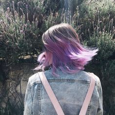 Smoky Lavender Undercut - 50 Women's Undercut Hairstyles to Make a Real Statement - The Trending Hairstyle Dye My Hair, Hair A, Undercut Hairstyles, Pretty Hairstyles, Hair Inspo, Hair Inspiration, Short Hair Cuts, Short Hair Styles, Styles Courts