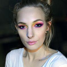 Makeup Look via Savvyist #makeup #makeupinspiration