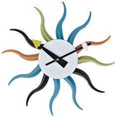 Sunbean Wall Clock
