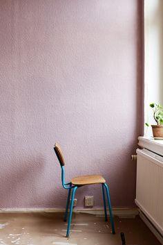 Auro 321 Puderrosa - Inspiration: Auro ekologisk färg och ytbehandling