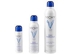 Ideal para todos os tipos de pele, a Água Termal de Vichy é enriquecida com 15 minerais raros e tem várias funções. Saiba mais clicando aqui!