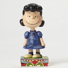 Jim Shore Peanuts Collection Lucy Personality Pose 4044680 NEW