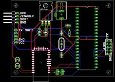 Pcb design guidelines ee tips 113 printed circuit board pcb design how to create circuit boards build electronic circuits solutioingenieria Image collections