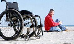 Mindervaliden, gehandicapten, rolstoelgebruikers Lanzarote