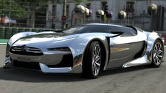 Citroën GT Road Car
