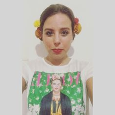"""""""Feet what do I need them for when I have wings to fly?"""" -Frida Kahlo  #halloween2016#wheninmexico#costume#diy#halloween#halloweencostume#diycostume#fridakahlo#mexico"""