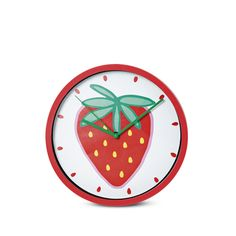 Wall clock sold at Tiger stores, UK.