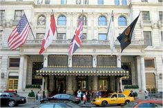 The Plaza Hotel 7. a lovely location #modcloth #wedding