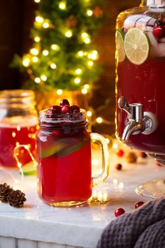Christmas Punch Cooking Classy, Simple Holiday Punch Recipe I Heart Nap Time, Christmas Punch Boozy or Not Recipe Sugar Soul Read More A. Christmas Sangria, Christmas Punch, Christmas Party Food, Christmas Appetizers, Noel Christmas, Holiday Cocktails, Christmas Desserts, Thanksgiving Punch, Classy Christmas