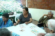 Jugando lotería  Responsabilidad Social BRG Casa Hogar San Vicente de Paul