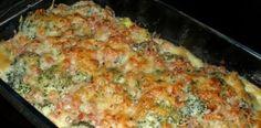 Deleita tu paladar con este exquisito plato de verduras horneadas y bajas en calorías Lasagna, Quiche, Macaroni And Cheese, Breakfast, Ethnic Recipes, Food, Carne, Fitness, Gastronomia