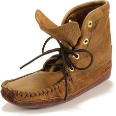 how to make moccasin