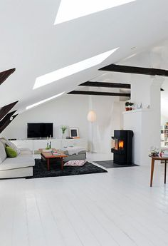 Attic Living Spaces | Home Adore