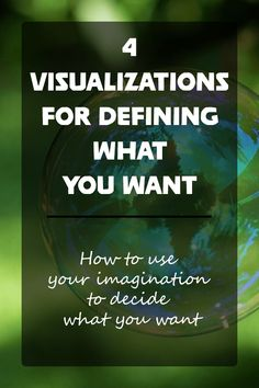 If you're not sure what you want out of life, then you're in good company. Here's four ways to visualize your way into knowing what you want out of life. Know What You Want, How To Know, Law Of Attraction Tips, Spiritual Development, How To Manifest, Life Motivation, Life Purpose, Positive Attitude, Meaningful Quotes