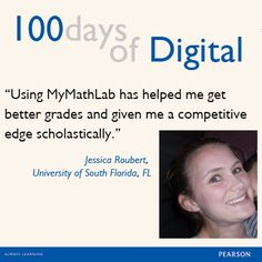 Students Speak about Pearson's MyLab & Mastering products. #MyMathLab #PearsonStudents
