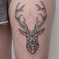 stag couple tattoos - Google Search