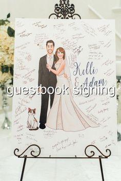 Wedding Canvas, Wedding Signs, Wedding Ceremony, Reception, Wedding Guest Book Canvas, Guest Book Ideas For Wedding, Wedding Guest Book Alternatives, Card Box Wedding, Guest Book Sign