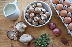 Recipe: Mixed Mushroom Egg Bakes — But First, Breakfast!