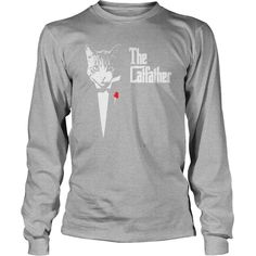 THE CATFATHER SHIRT CAT DAD SHIRT #gift #ideas #Popular #Everything #Videos #Shop #Animals #pets #Architecture #Art #Cars #motorcycles #Celebrities #DIY #crafts #Design #Education #Entertainment #Food #drink #Gardening #Geek #Hair #beauty #Health #fitness #History #Holidays #events #Home decor #Humor #Illustrations #posters #Kids #parenting #Men #Outdoors #Photography #Products #Quotes #Science #nature #Sports #Tattoos #Technology #Travel #Weddings #Women