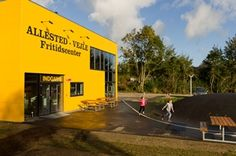 Allested-Vejle Hallen - Lokale og Anlægsfonden