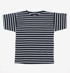 Armor.Lux Classic Breton T-Shirt, £30. Pinterest followers get 10% off with code PINTEREST10