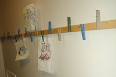 Easy Clip Art Rail | Do It Yourself Home Projects from Ana White