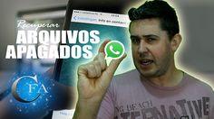 Neste vídeo vamos aprender como apagar de vez ou recuperar arquivos deletados no App do Watsapp. Acesse: www.canalforadoar.com