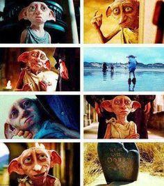 Dobby. A Free Elf.