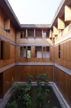 New Academy of Art - Wang Shu Hangzhou, China