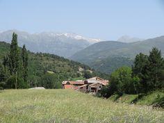 * Região do Monte Aneto * Cordilheira dos Pireneus.