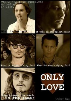 Love my Johnny Depp!